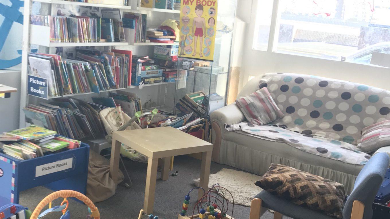 Pepys Library Children's Area